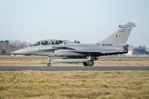 RB-002 - Dassault Rafale - Indian Air force