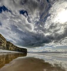 Quiet Light (pauldunn52) Tags: cwm nash glamorgan heritage coast wales reflection