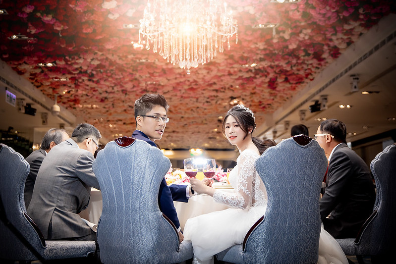 [端延❤惠婷] 訂結之囍@台北88樂章婚宴會館