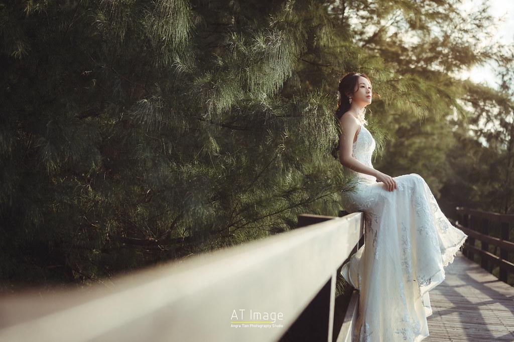 <婚紗> 小綠
