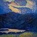 Marsden Hartley, An Evening Mountainscape, 1909 1/18/20 #artsmia #artmuseum