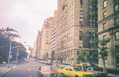 Found Slide (Thomas Hawk) Tags: america jackieonassis nyc newyork newyorkcity usa unitedstates unitedstatesofamerica auto automobile car foundphoto foundslide taxi fav10 fav25
