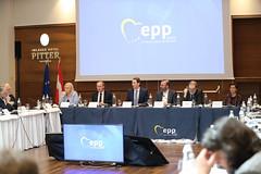Spotkanie Prezydium Grupy EPL w Salzburgu