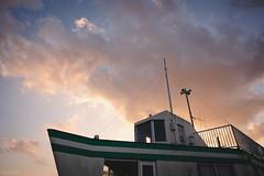 空 (fumi*23) Tags: ilce7rm3 sony sel24f14gm 24mm fe24mmf14gm emount a7r3 sky cloud miyazaki sunset architecture 宮崎 空 雲 ソニー