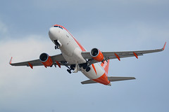 OE-IVF - Airbus A320-214 - easyJet (FelixTch) Tags: aircraft airbu a320 easyjet spotting llbg ben gurion tel aviv tlv airbus easy jet