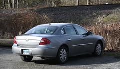 2009 Buick Allure CXL (D70) Tags: 2009 buick allure cxl crescentbeach surrey britishcolumbia canada vetran plates