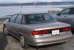 1994 Mercury Sable GS (D70) Tags: 1994 mercury sable gs crescentbeach surrey britishcolumbia canada