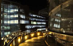 Modern architecture (DameBoudicca) Tags: tokyo tokio 東京 japan nippon nihon 日本 japón japon giappone roppongi 六本木 minato 港区 night natt nacht notte nuit noche 夜 六本木ヒルズ森タワー 六本木ヒルズ roppongihills moritower 森タワー