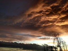Sky after the storm #Sabine (keitlinsejdarasi) Tags: sabine sky weather clouds deutschland leipzig sachsen spectacular
