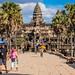 2019 - Cambodia - Siem Reap - Angkor Wat - 19