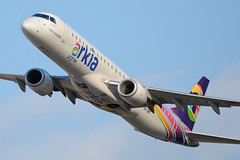 4X-EMF - Embraer E195AR - Arkia Israeli Airlines (FelixTch) Tags: e195 e195ar arkia israel llbg spotting ben gurion tlv tel aviv embraer