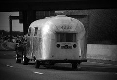 Airflow (big_jeff_leo) Tags: vehicle transport car bw monocrome trailer