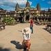 2019 - Cambodia - Siem Reap - Angkor Wat - 17