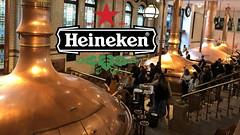 postcard - Heineken Experience, Amsterdam (Jassy-50) Tags: postcard beer brewery breweriana heinekenexperience heinekenbrewery heineken beerkettle kettle amsterdam holland netherlands oddshaped