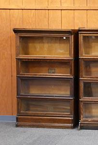 Oak Barrister Bookcase ($448.00)