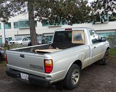2007 Mazda B2300 (D70) Tags: 2007 mazda b2300 riverdistrict vancouver britishcolumbia canada pickup truck