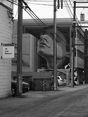 Another Vancouver Lane (w.d.worden) Tags: anothervancouverlane publicart vancouvermuralfestival