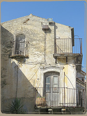 Decay can be beautiful (jimsawthat) Tags: village forzadagro sicily italy architecture decay architecturaldetails residence