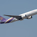 Thai Airways Boeing 777-200; HS-TJA@BKK;05.12.2019