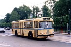 MTUB 8024--07-06-1992--012355 (phi5104) Tags: belgique belgië bruxelles brussel mtub bus