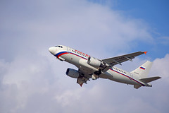 VQ-BAR - Airbus A319-111 - Rossiya (FelixTch) Tags: a319 airbus spotting llbg ben gurion