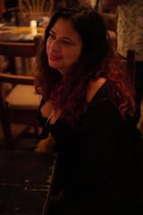 Gabby (Olive Witch) Tags: mexico night january jan20 pov abeerhoque restaurant geo fem indoors place melbday tulum 2020