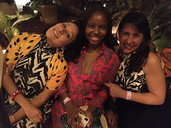 Melissa, Adama, and Melissa (Olive Witch) Tags: mexico night january fem jan20 pov abeerhoque group geo place outdoors 2020 melbday tulum bar