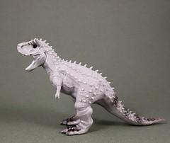 Aucasaurus (Halichoeres) Tags: aucasaurus theropod dinosaur cretaceous mesozoic animal prehistoric reptile