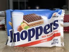 Storek Knoppers Milk Hazelnut Wafer (_BuBBy_) Tags: storek knoppers milk hazelnut wafer crispy