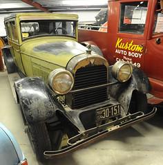 1924 Hudson Super 6 Sedan (D70) Tags: 1924 hudson super 6 sedan super6 manitobaantiqueautomobilemuseum transcanadahighway1 elkhorn manitoba canada