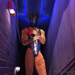 Up A Dark Staircase (Bre Czarouxlow) Tags: thomassalavtore 4bidden belleza jake catwa daniel birth backdropcity foxcity hairy gay solo erotic sl secondlife
