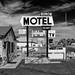 boron motel. mojave desert, ca. 2006.