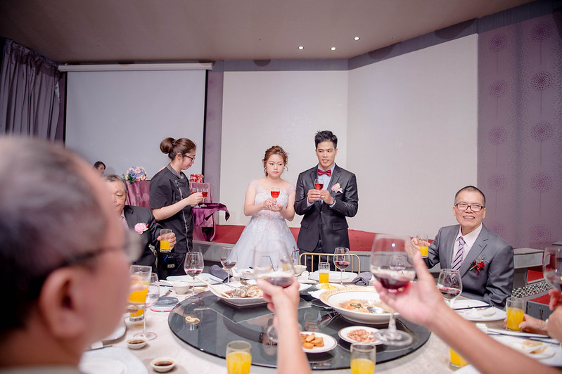 紹威&若瑩Wedding-0820