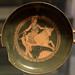 Faliscan Red Figure kylix with Europa and the Bull