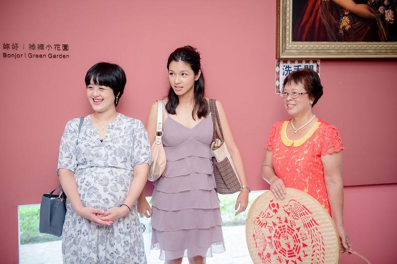 紹威&若瑩Wedding-0315