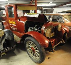 1920 Cadillac Model L59-824 Red Truck (D70) Tags: originally kustomautobody truck transcona winnipeg 1920 cadillac model l59824 red manitobaantiqueautomobilemuseum transcanadahighway1 elkhorn manitoba canada