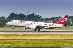 [BRU.2018] #Airzena.Georgian.Airways #A9 #Embraer #ERJ190 #4L-TGU #Batumi #awp (CHRISTELER / AeroWorldpictures Team) Tags: airzenageorgianairways ptsjc saojosedoscampos sjk brazil cfhks aircanada ac aca nordicaviationcapital nac n694bc deltaairlines dl dal boeingcapitalcorporation bcc batumi named embraer erj190ar erj190100 igw erj190 ge cf34 zaventem airport spotter planespotter christelerstephane avgeek aviation photography aeroworldpicturescom awp team nikon d300s nef raw lightroom nikkor 70300vr chr 2018