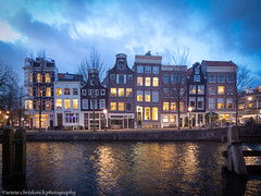 Nieuwe Herengracht (www.chriskench.photography) Tags: holland nikon coolpix a1000 travel buildings europe kenchie wwwchriskenchphotography amsterdam architecture northholland netherlands canal reflections
