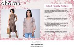 Eco Friendly Apparel (dharan.jaipur) Tags: women wear fashion eco friendly clothing apparel dharan jaipur