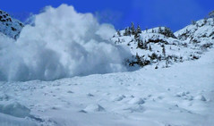 FRANCE - Alps - Avalanche (Jacques Rollet (little available)) Tags: france alps mountain montagne snow neige avalanche