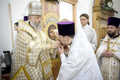 12.02.20 - освящение храма св. ап. Фомы