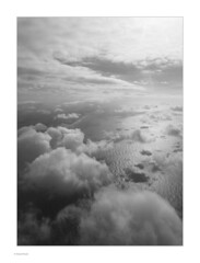 Window Seat III (Michael Fleischer) Tags: airplane window land sea cloud sky contrast greyscale monochrome afternoon reflection nikon d7500 nikkor 1680mm f2840 vr blackwhite coastline sunlit gradation curve