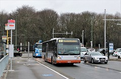 9624 T7 (brossel 8260) Tags: belgique bruxelles stib bus