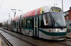 Photo of Nottingham Express Transit: 202 David Lane