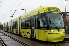 Photo of Nottingham Express Transit: 209 David Lane