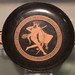 Athenian Red Figure kylix with satyr