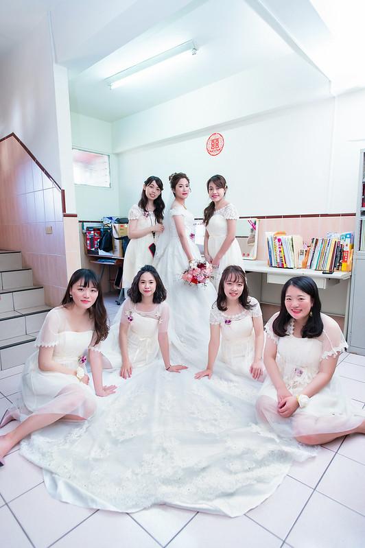 婚禮攝影 [岳沛❤宜珊] 結婚之囍@台中新野宴會館