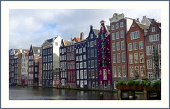 Amsterdam (juliemarie.stollery) Tags: amsterdam holland netherlands city houses architecture