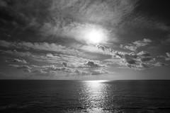 20200110 Omaezaki Lighthouse 7 (BONGURI) Tags: ocean sea pacific wave pacificocean sky cloud sun sunlight white clouds 雲 太陽 海 空 波 太平洋 白 太陽光 blackandwhite bw lighthouse monochrome horizon モノクロ 白黒 モノクローム 水平線 黒白 御前崎灯台 御前埼灯台 omaezakilighthouse japan nikon cosina shizuoka 静岡 灯台 omaezaki 静岡県 御前崎 d850 御前崎市 cosinavoigtländercolorskopar20mmf35sl2naspherical