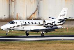 G-CIEL (GH@BHD) Tags: gciel cessna c560xl citationexcel londonexecutiveaviation c560 citation lea luxaviationuk bhd egac belfastcityairport bizjet corporate executive aircraft aviation vip